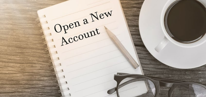 How to Open a Live Account